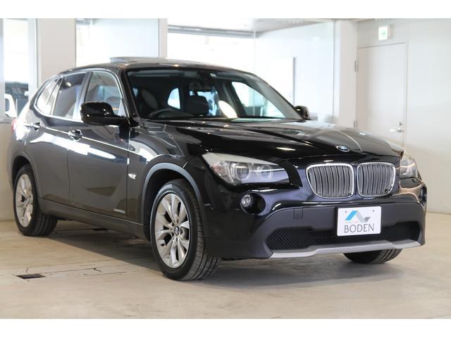 BMW xDrive25i黒革シートヒーターBカメラ地デジSR