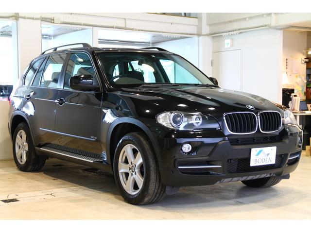 BMW 7人乗りブラックレザーシートETC純正ナビBカメラPDC