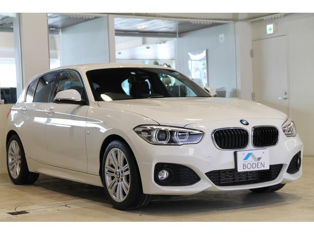 BMW 118iMスポーツ純正ナビBカメラ衝突軽減装置ETC