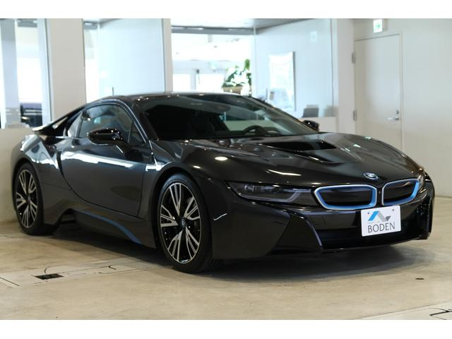 BMW i8HALOインテリアOP20AWストレージPKG.