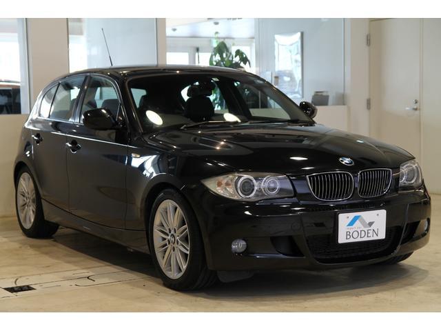 BMW 130iMスポーツ最終モデル直6純正ナビ黒革MサーバーETC