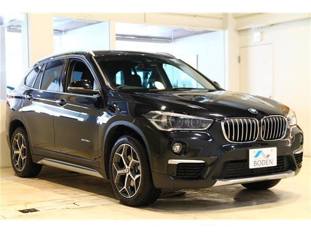 BMW xDrive18dxラインブラウンレザー地デジ電動リアゲート