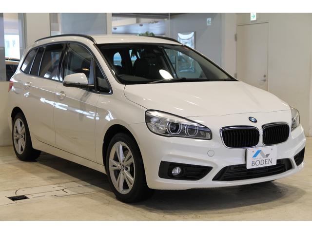 BMW 218dXクロスカントリー全国200台限定車7人乗り純正ナビ