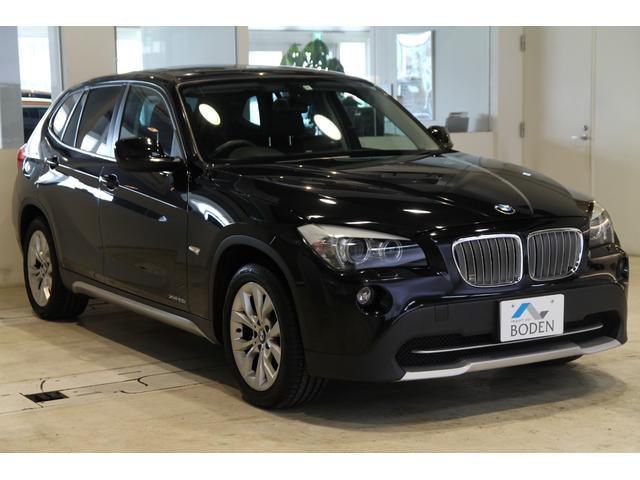 BMW xDrive25i黒革SRナビ地デジBカメラETC17AW