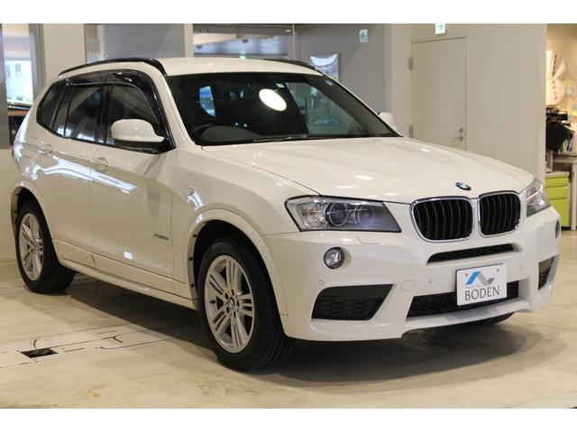 BMW X3 xDrive20dBPMスポーツP純正18AW地デ...
