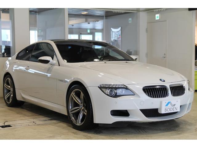 「BMW」「M6」「クーペ」「北海道」の中古車