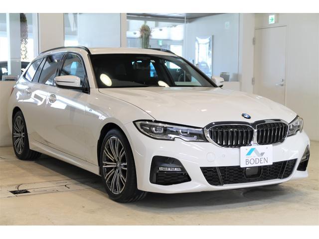 BMW 320d xDriveツーリング Mスポーツ 地デジBカメラACCパワーテールゲートLEDヘッドライトアンビエントライト