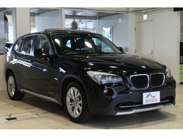 BMW X1 xDrive 25i ハイライン純正ナビパノラマR黒革直6EG