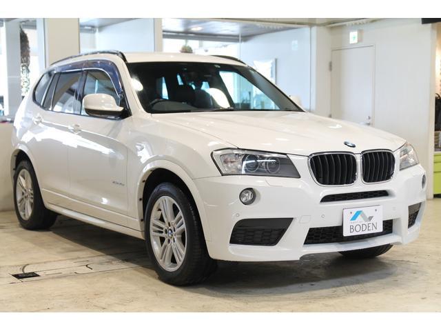 BMW xDrive 20d Mスポーツ パワーテールゲート・純正ナビ・地デジ・Bカメラ・ETC