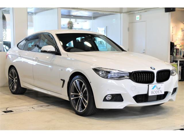 BMW 320d xDrive グランツーリスモ Mスポーツ 黒革ACC前後カメラLEDヘッドランプパワーテールゲートフロントシートヒーター