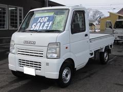 キャリイトラックKC エアコン・パワステ 3方開 4WD