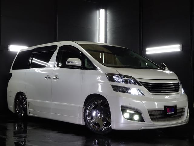 トヨタ 24Zプラチナ BIG-X カスタムオーディオ モニター6枚