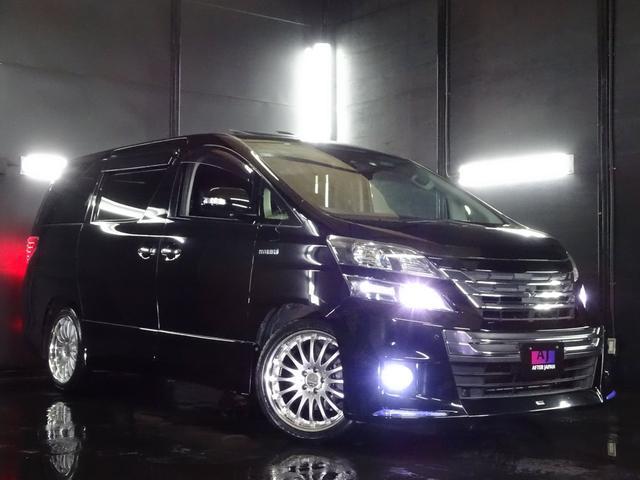 トヨタ ZRーG サンルーフ 黒革エグゼクティブ プレミアムサウンド