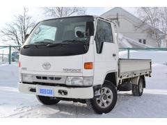 トヨエース4WD  MT ディーゼル 軽油