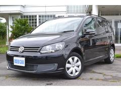 VW ゴルフトゥーランTSI コンフォートライン 夏冬アルミ