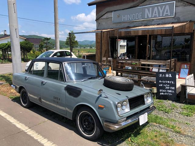 「トヨタ」「コロナ」「セダン」「北海道」の中古車