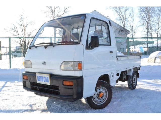 スバル 営農 4WD 5MT