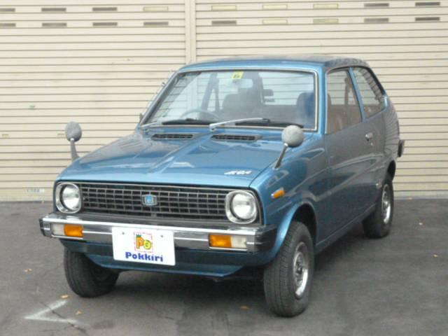 三菱 5スーパーデラックス A101A 4MT