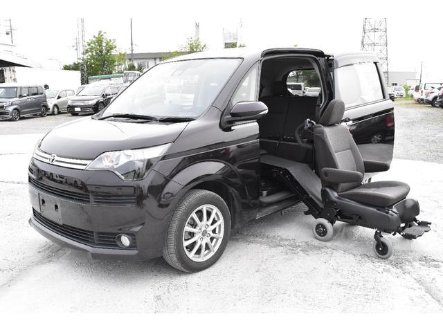 トヨタ スペイド X サイドアクセス車 Aタイプ 脱着シート仕様 手動式