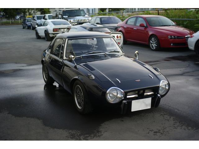 スポーツ800 トヨタスポーツ800 ヨタハチ