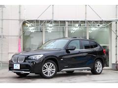 BMW X1xDrive 25iベージュシートSR社外HDDナビ地デジ