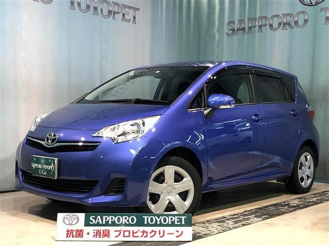 「トヨタ」「ラクティス」「ミニバン・ワンボックス」「北海道」の中古車