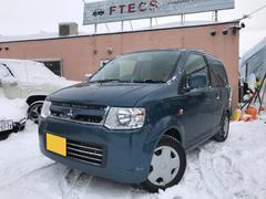 eKワゴンMS 4WD ABS付 HDDナビ&地デジTV