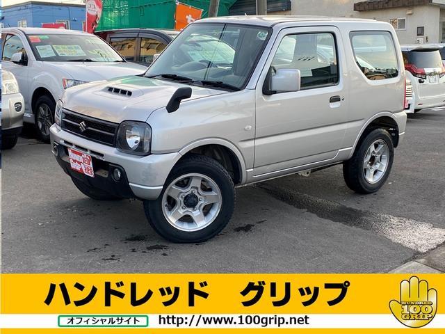 スズキ XG 4WD・5速MT・平成25年車・7型・オーディオ・フォグランプ・車検整備付き♪他にも数台のジムニーを掲載しておりますのでご確認ください!