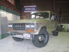 ランドクルーザー60GX4WD 新品BFGオールテレーン 新品輸出用ホイール