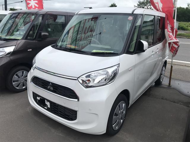 三菱 eKスペース M e-アシスト 4WD サポカー 運転席シートヒーター