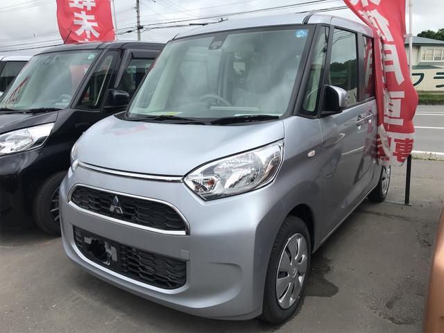 三菱 eKスペース M e-アシスト サポカー 運転席シートヒーター