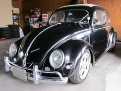 VW ビートルOVAL SHOWCAR キャンバストップ 1835cc