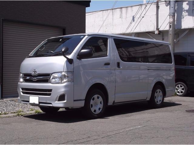 トヨタ 3型/ロングDXGLパッケージ/5ドア/寒冷地/100V/