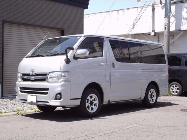トヨタ /3型/ロングスーパーGL/純正HDDナビTV/寒冷地/
