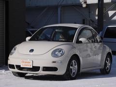 VW ニュービートルEZ・ワンオーナー車・走行少・後期モデル・禁煙車
