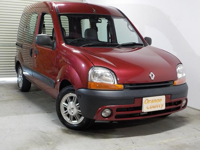 「ルノー」「 カングー」「ミニバン・ワンボックス」「北海道」の中古車
