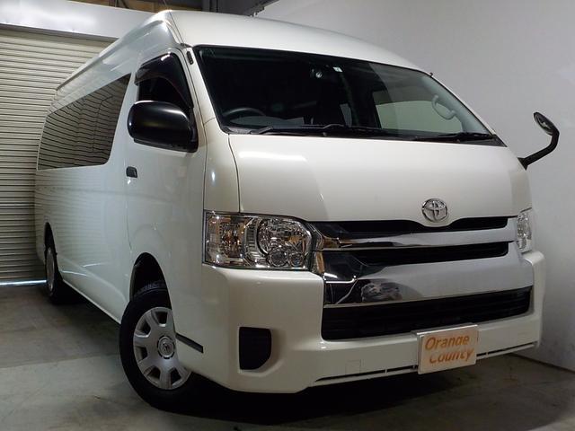 トヨタ /4WD/車中泊仕様/寒冷地/リアエアコン/ヒーター純LED