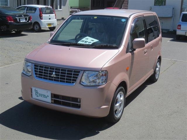 eKワゴン(三菱) GS 中古車画像