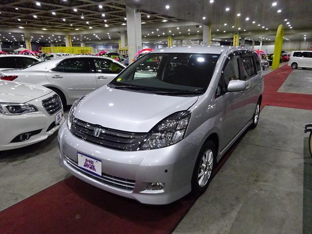 トヨタ プラタナ ウェルキャブ 4WD