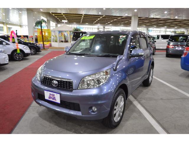 トヨタ X 4WD CD アルミ