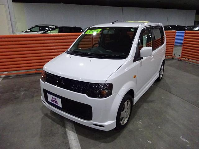 三菱 R ターボ 4WD CD シートヒーター アルミホイール