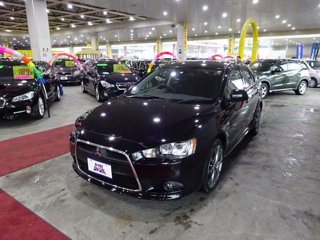 三菱 スポーツ 4WD