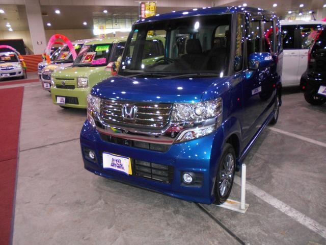 ホンダ G SSパッケージ 4WD ナビBカメラ