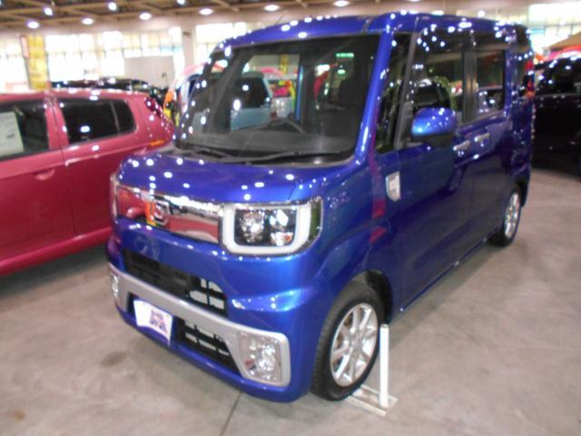 ダイハツ L ファインセレクションSA 4WD