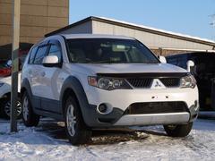 アウトランダーG 4WD ETC エンジンスターター HID 寒冷地仕様