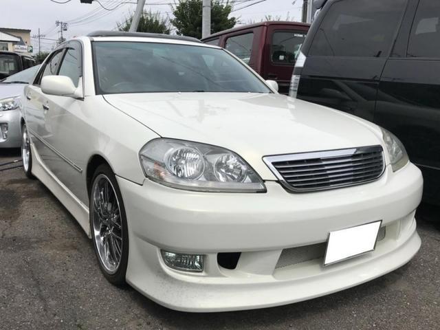 トヨタ iR-V エアロ ナビ サンルーフ 19AW