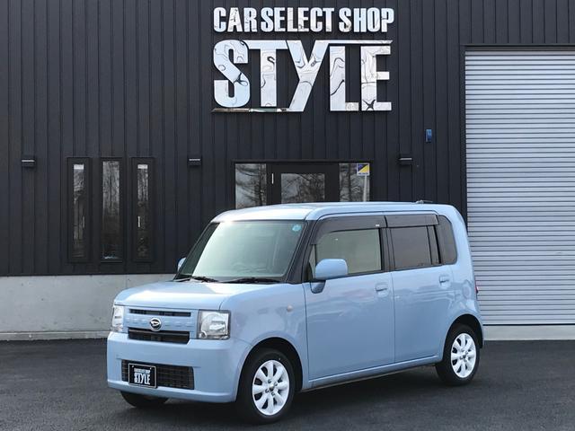 ダイハツ X 4WD ナビ地デジ エコアイドル 本州仕入車