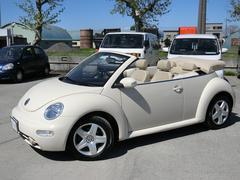 VW ニュービートルカブリオレプラス・本革レザーシート・カブリオレ