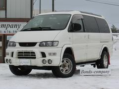 デリカスペースギアロング スーパーエクシード・クリスタルルーフ・4WD