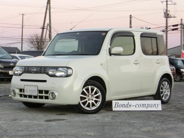 日産 15X FOUR Mセレクション・CVT・4WD